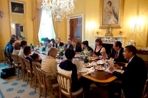 Obama Seder